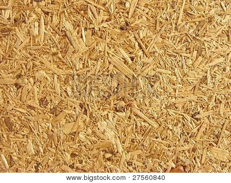 wood chipboard as a background