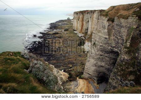 Cliff - Etretat