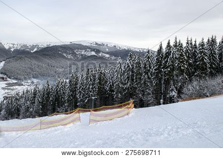 Bukovel Ski Resort In December