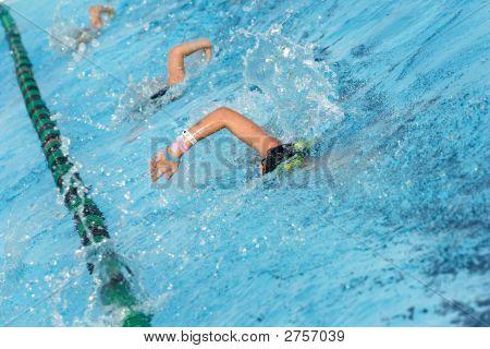Schwimmen Team Praxis