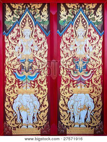 The Door Thai Style