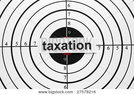 Taxation Target