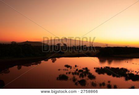 Sunrise Mount Kenya