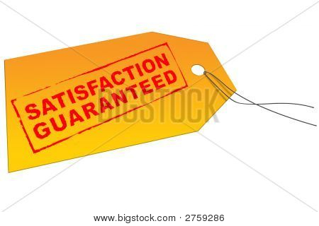 Marketing Satisfaction Guarantee