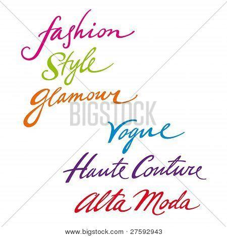 Fashion Style Glamour