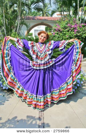 Mexican dancer