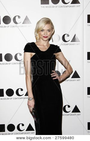 LOS ANGELES - NOV 12: Jaime King at the 2011 MOCA Gala, An Artist's Life Manifesto at MOCA Grand Avenue on November 12, 2011 in Los Angeles, California
