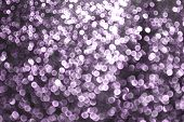 Bokeh Violet Purple Glittering Light Shine, Purple Sparkling Luxury Grand Bright For Background Cosm poster