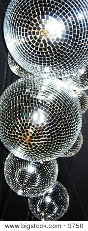 Shiny Disco Balls 02