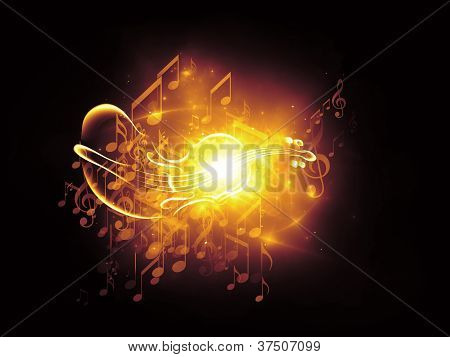 The Flame Of Music