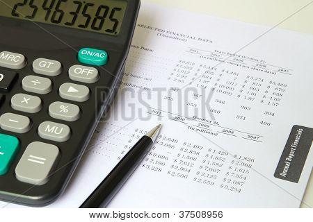 Finanzübersicht