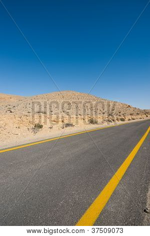 Road In Holy Land