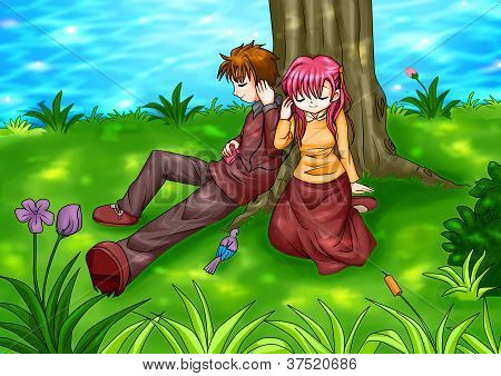 Teen Couples