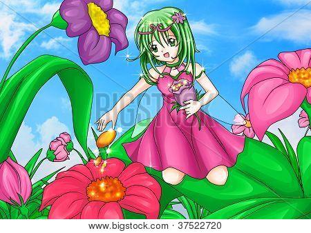 Spring Pixie