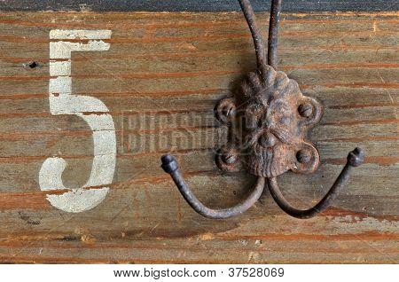 Vintage Coat Hook