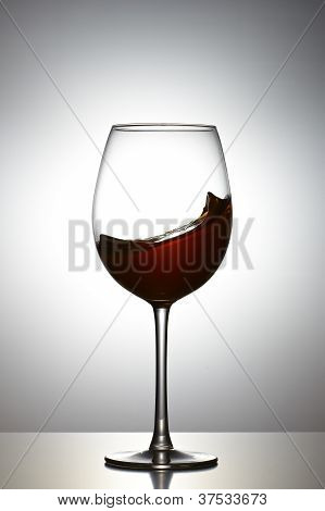 Wave In A Wine Glass