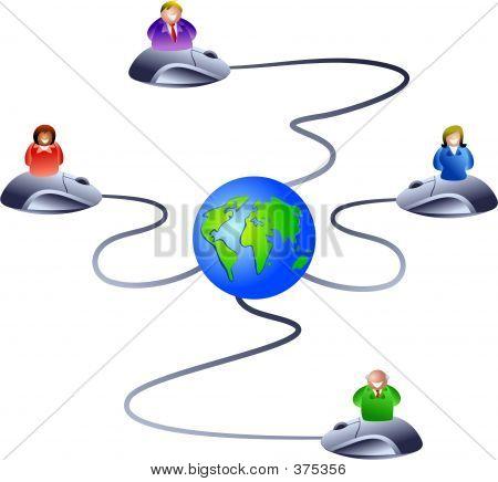 Rede de Internet