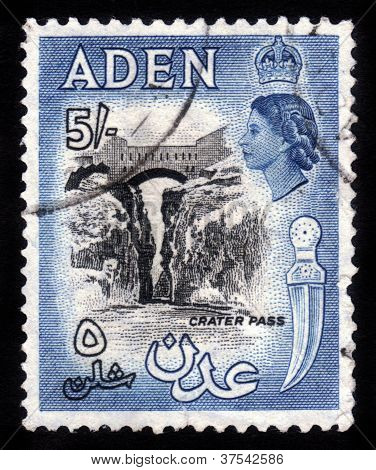 Aden - Crater Pass