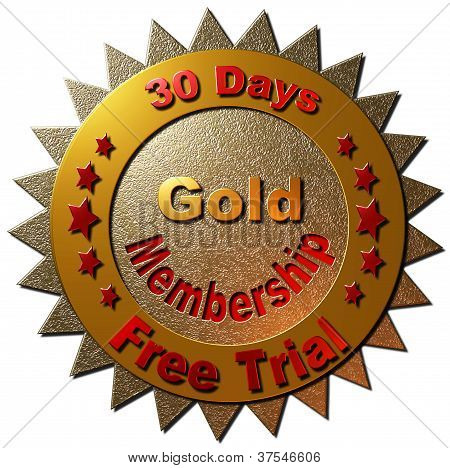 Gold Membership - Free Trial