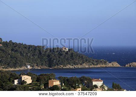 Le Cap Ngre, Le Lavandou, French Riviera, Var, France