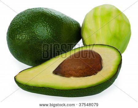 Composition Of Avocado