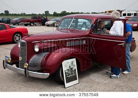1939 Cadillac Las Salle