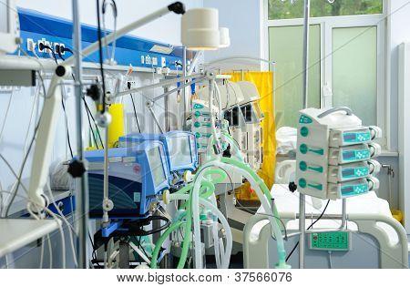 Reanimation Ward