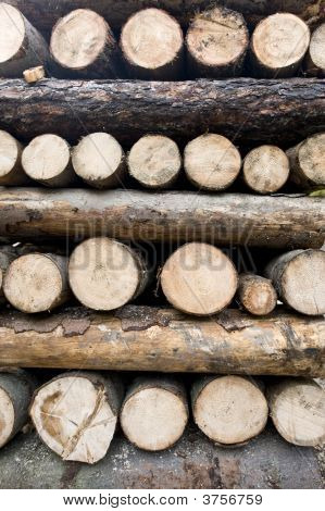 Woodpile Composition
