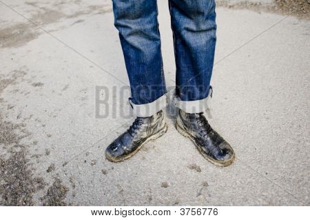 Tourist Legs