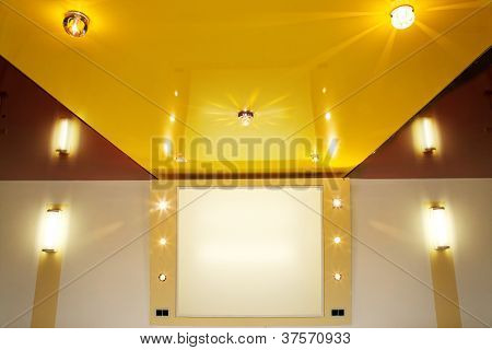 Pvc Stretch Ceiling Film.