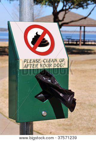 No Poop.