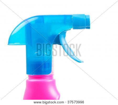 Spray Bottle Close-up