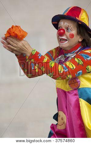 Clown Bantik, A.epatova