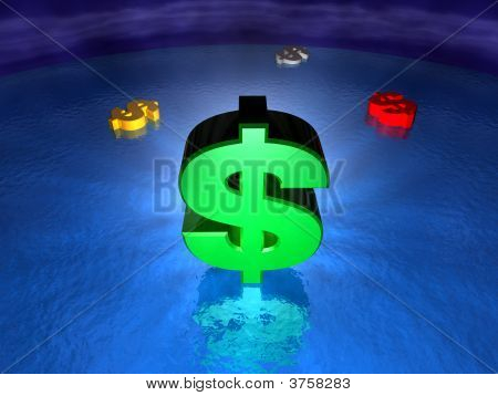 Drifting Dollar