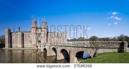 Castelo de Herstmonceux East Sussex Engalnd