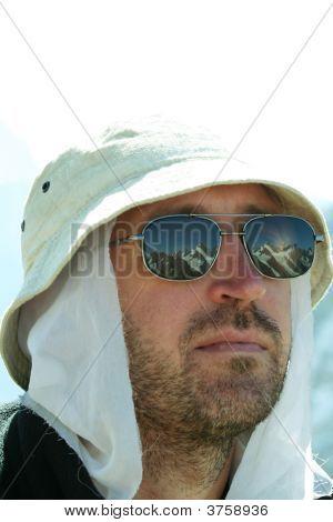 Hikers Portrait