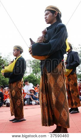 traditional Javanese