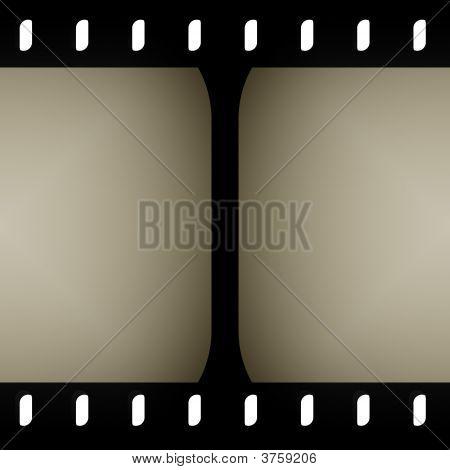 Seamless Filmstrip Frame