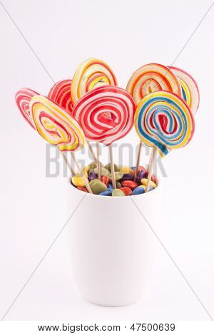 lollipop candies
