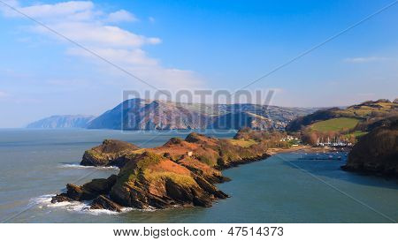 Watermouth Cove Devon England