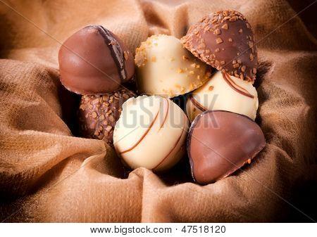 Sweet Pralines