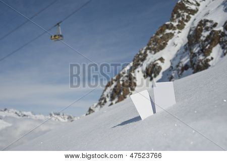 Cable Car Entrance Fee Ski Lift Pass