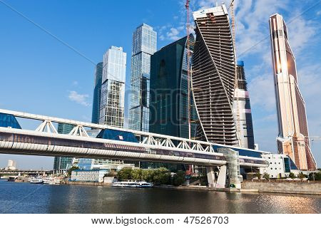 Moscow City District