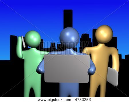 Houston Business Team