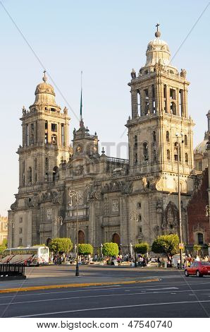 Cathedral, Mexico