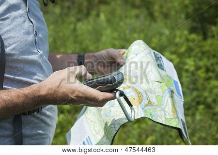 Map And Gps