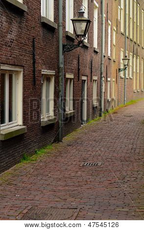 Deserted Backstreet