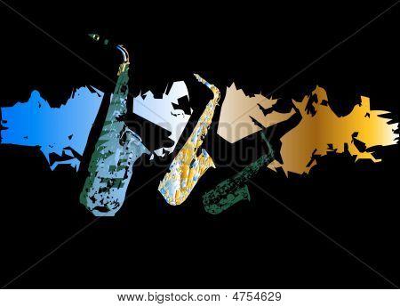 Saxophon Harmony