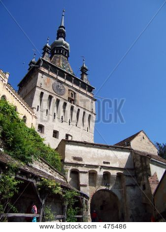 Sighisoara's Clock-tower