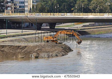 River Excavator